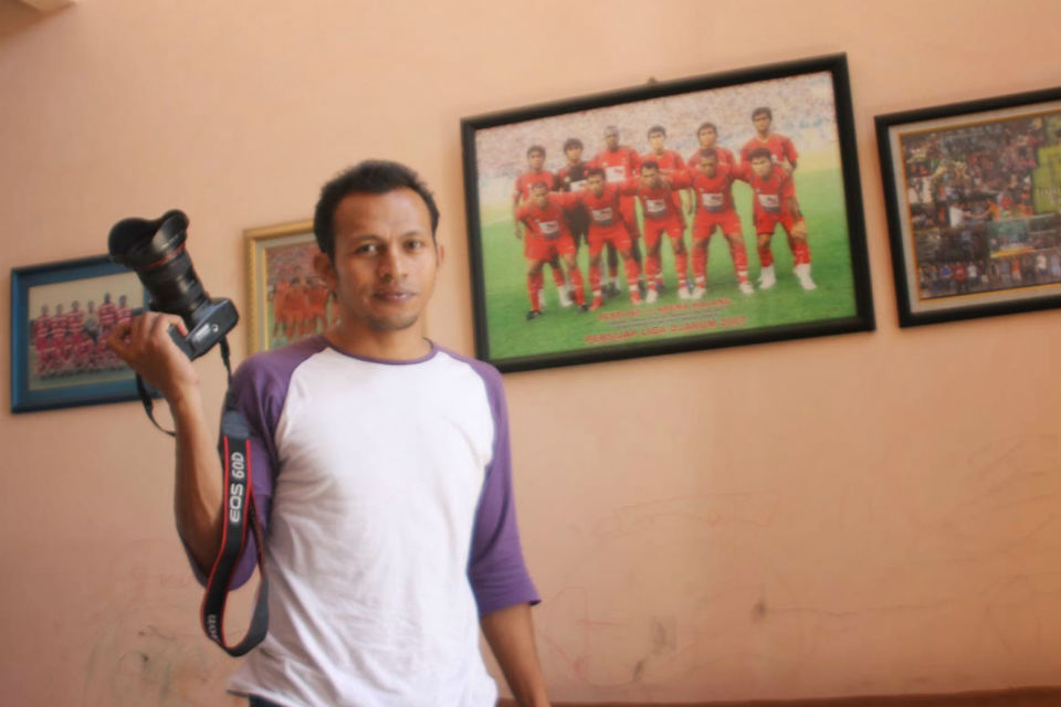 Pengertian penggunaan ISO tinggi dalam fotografi sepakbola